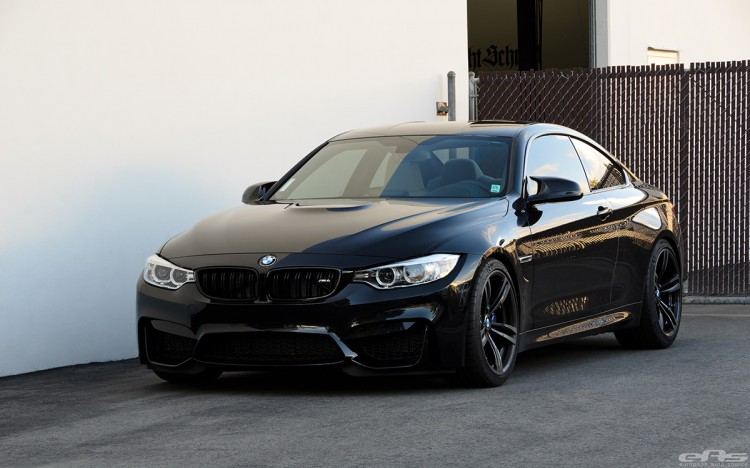 Black Sapphire M4 Project By European Auto Source
