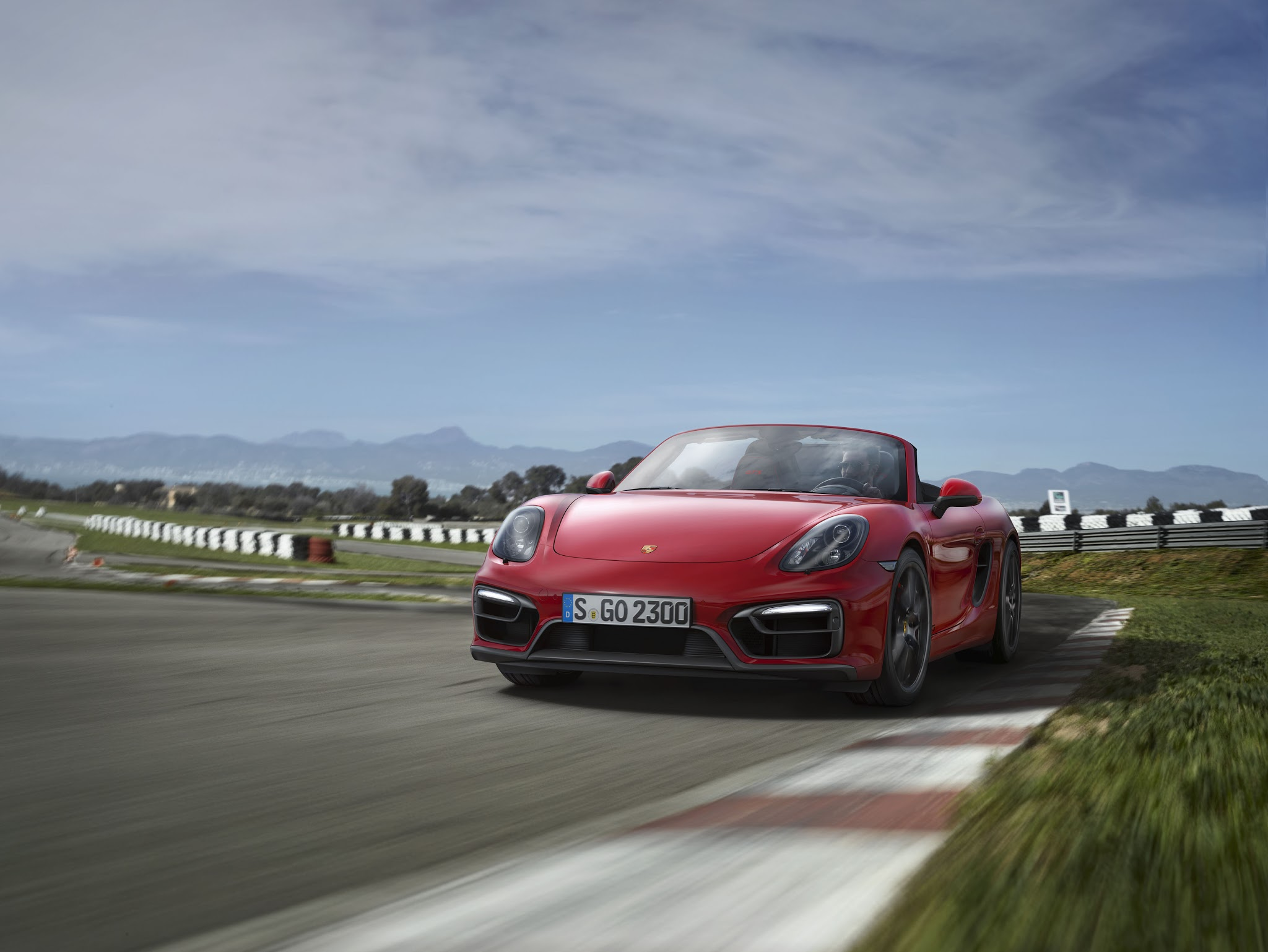 Boxster GTS  5