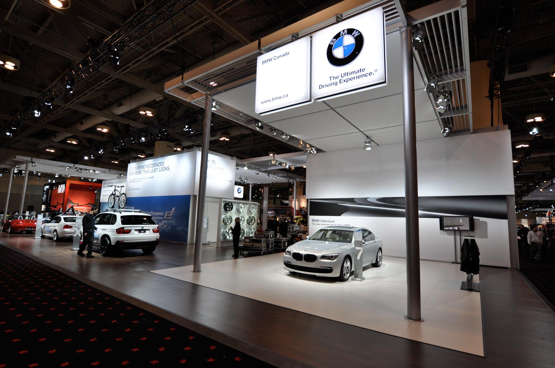 CIAS BMW Exhibit