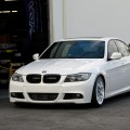 Clean Alpine White BMW E90 335i Build By European Auto Source