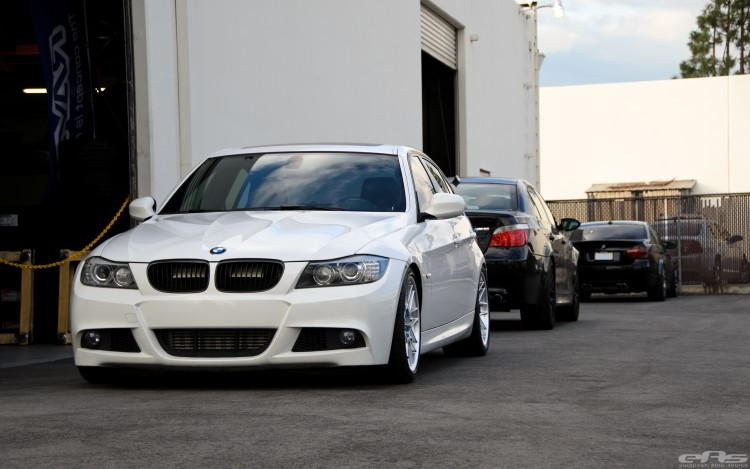 Clean Alpine White BMW E90 335i Build By European Auto Source 5 750x469