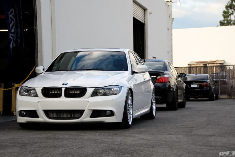 Clean Alpine White BMW E90 335i Build By European Auto Source 5 750x500