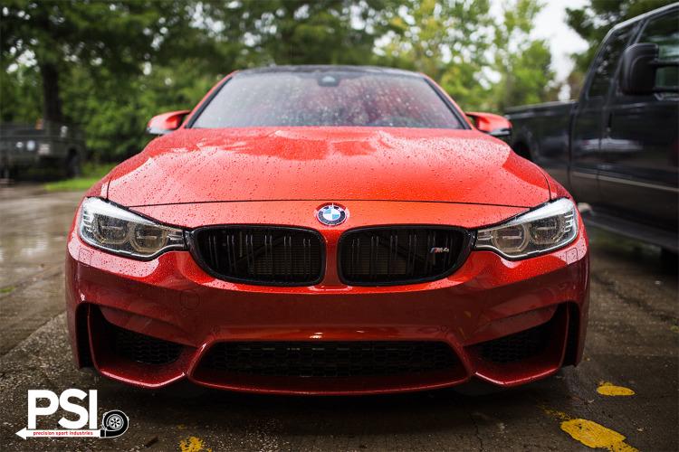 Custom RollBar For BMW M4 By PSI Installation 11 750x500