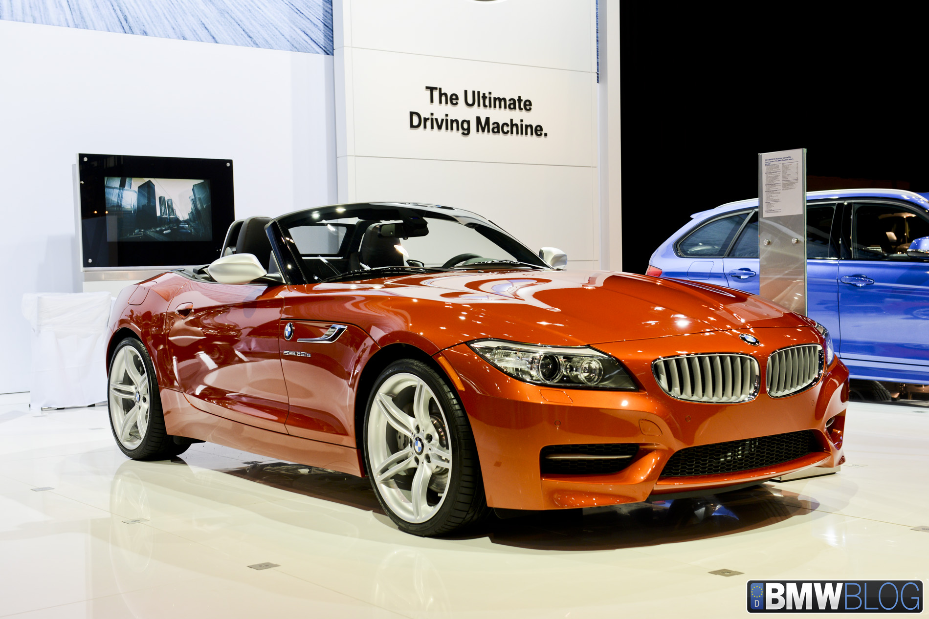 Orange Bmw Z4 M Free Download • Oasis dl