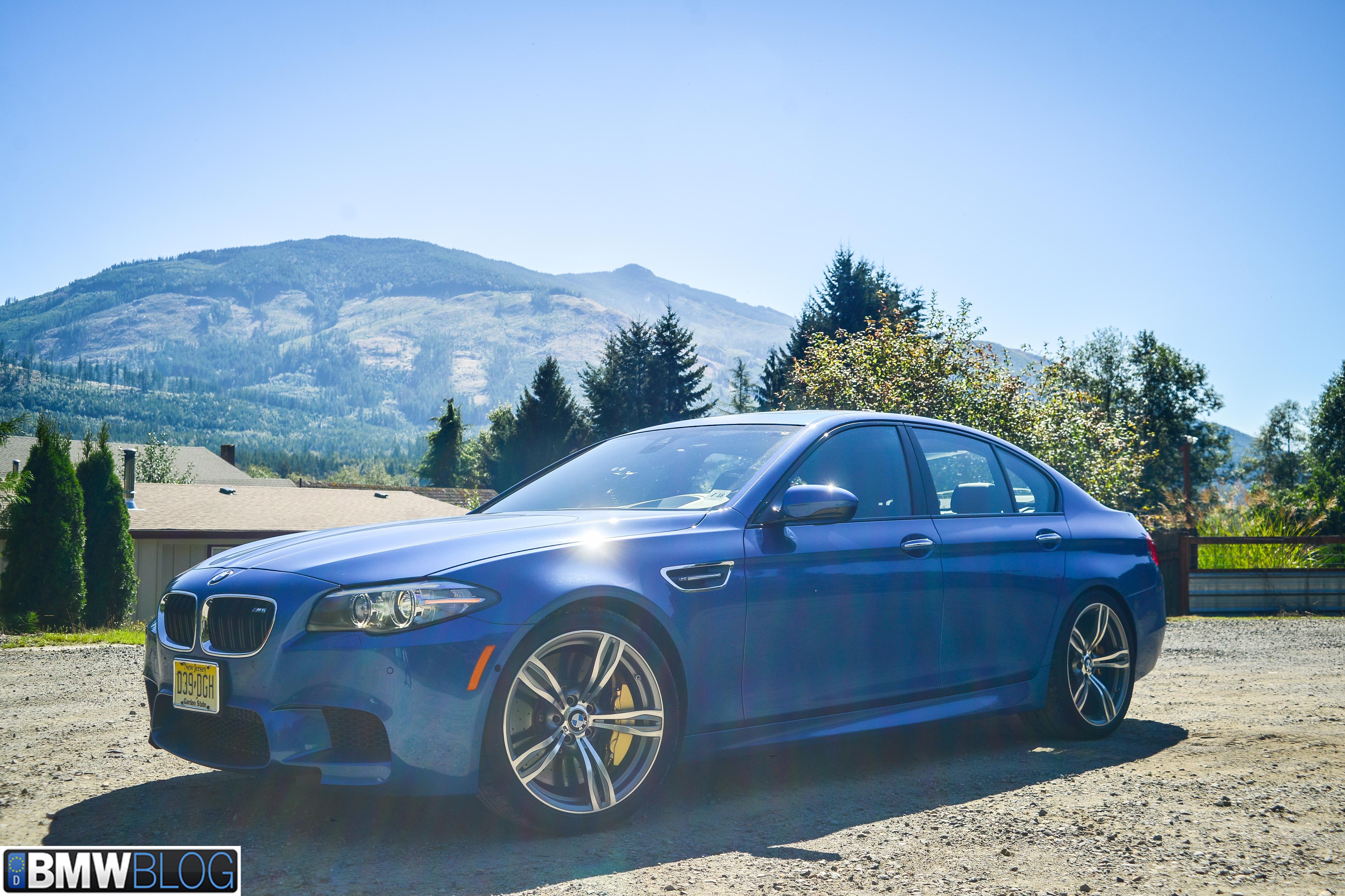 2014 BMW M5 Competition Package – Review & Test Drive