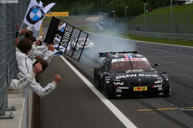 DTM Saison 2013 Spielberg BMW Motorsport M3 08 655x436