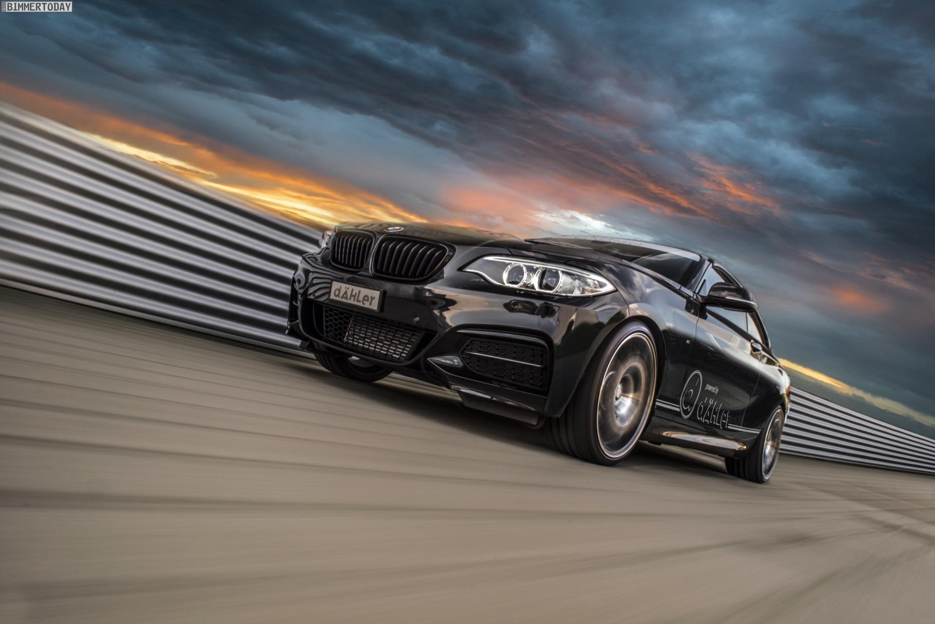 Daehler BMW M235i Tuning F22 Competition Line 2er 01
