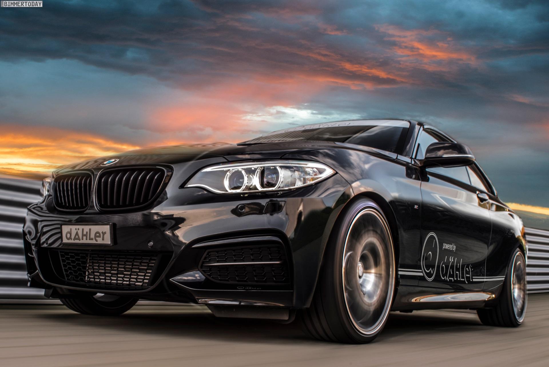 Daehler BMW M235i Tuning F22 Competition Line 2er 23