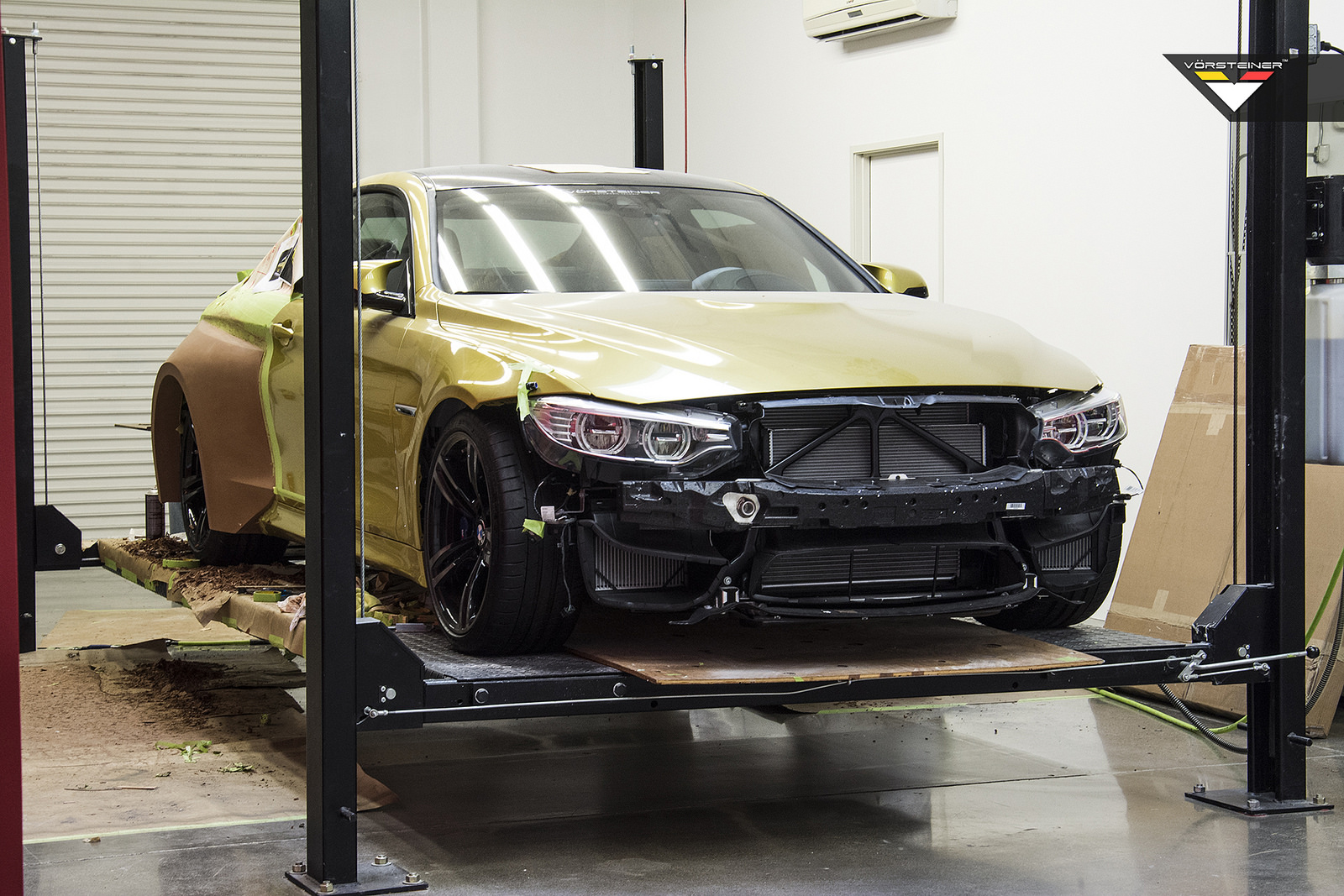 Development of the GTRS4 Wide Body for the F82 M4 Image 13