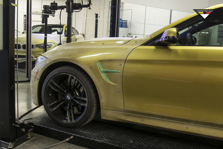 Development of the GTRS4 Wide Body for the F82 M4 Image 3 750x500