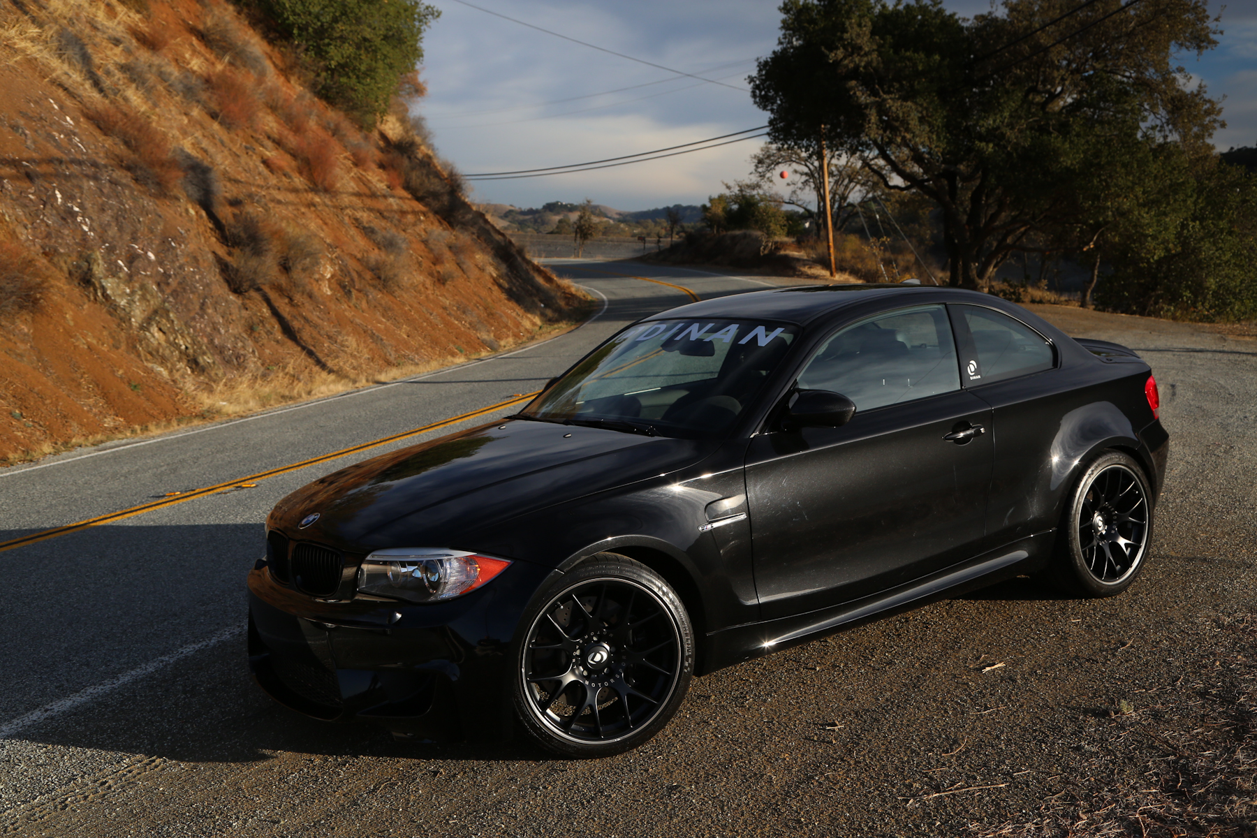 Dinan 1M S3 R BMW 1M Shawn Molnar BMWBLOG 110