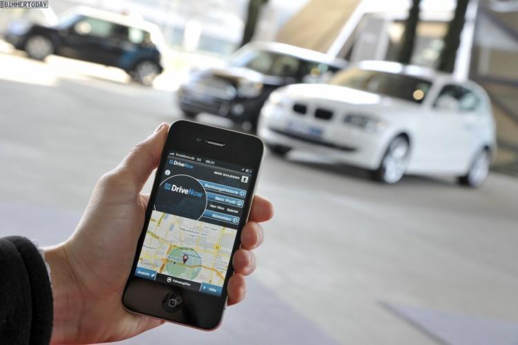 DriveNow CarSharing BMW Sixt 021 750x500