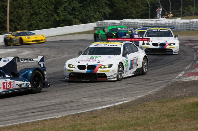 Dunlop Tires - BMW ALMS-132