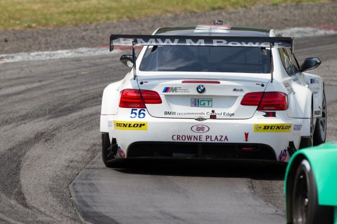 Dunlop Tires - BMW ALMS-91