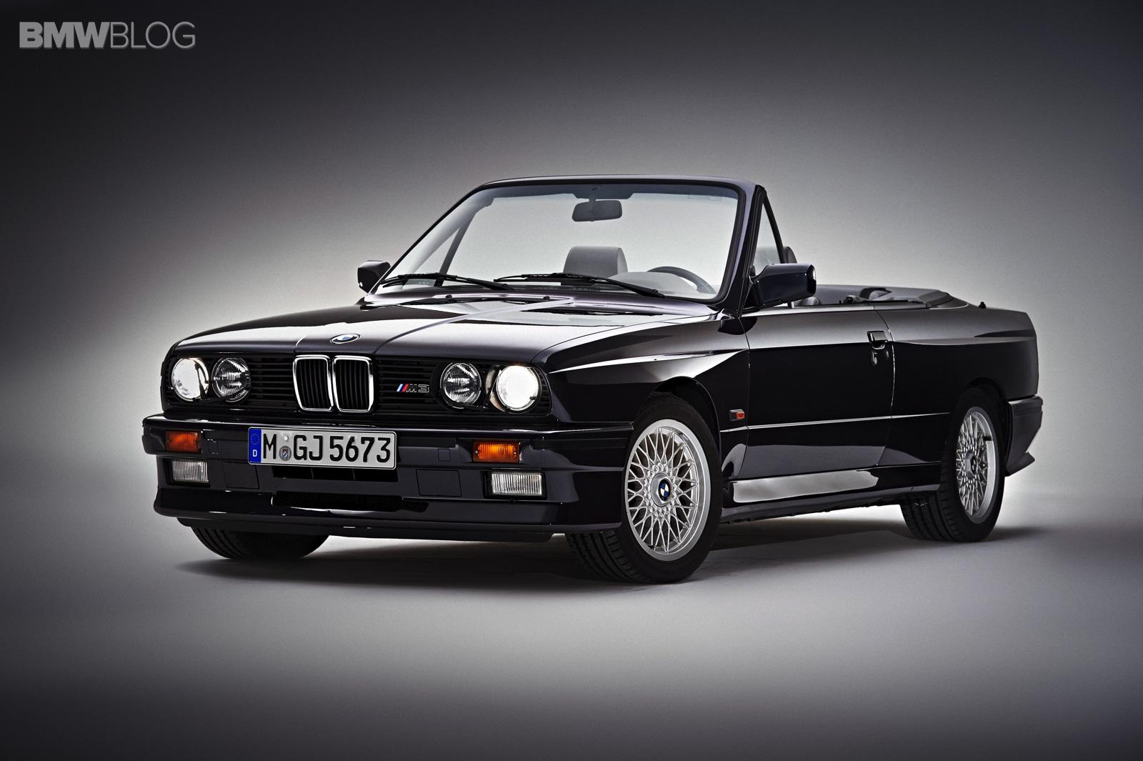 First Automobile Ever Made >> E30, E36, E46, E93, F83 M3/M4 Generations All Together
