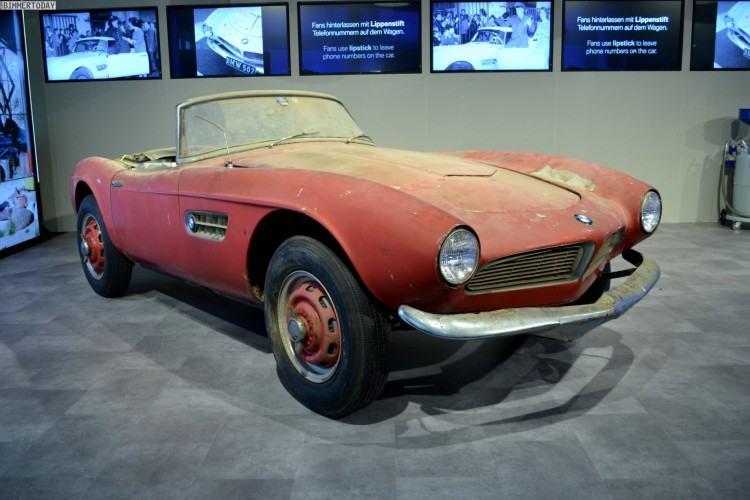 Elvis Presley BMW 507 unrestauriert BMW Museum Lost and Found 07 750x500