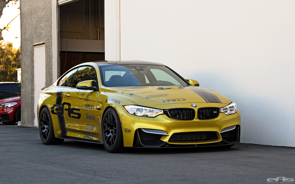 European Auto Source M4 Competes In The Car Tuner GP 15 750x468