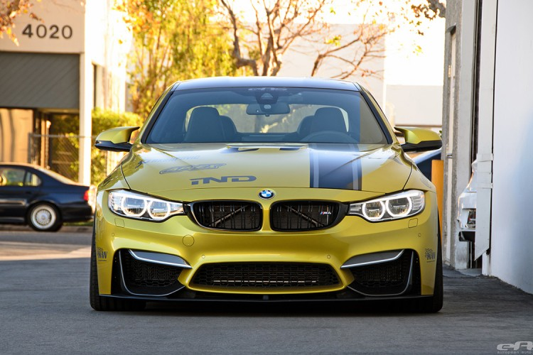 European Auto Source M4 Competes In The European Car Tuner GP 16 750x500