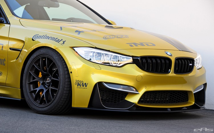 European Auto Source M4 Competes In The European Car Tuner GP 18 750x468