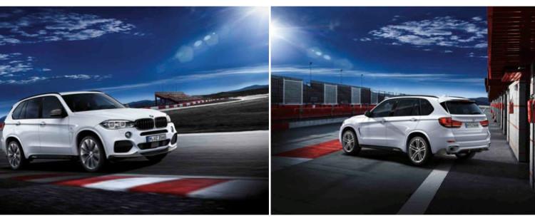 F15 BMW X5 M Performance Parts 750x313