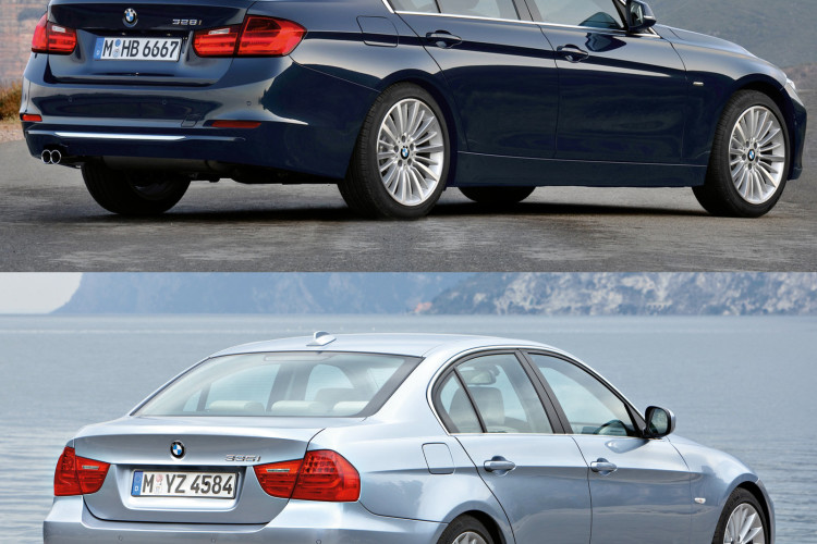 F30 vs e90 3 series comparison 21 750x500