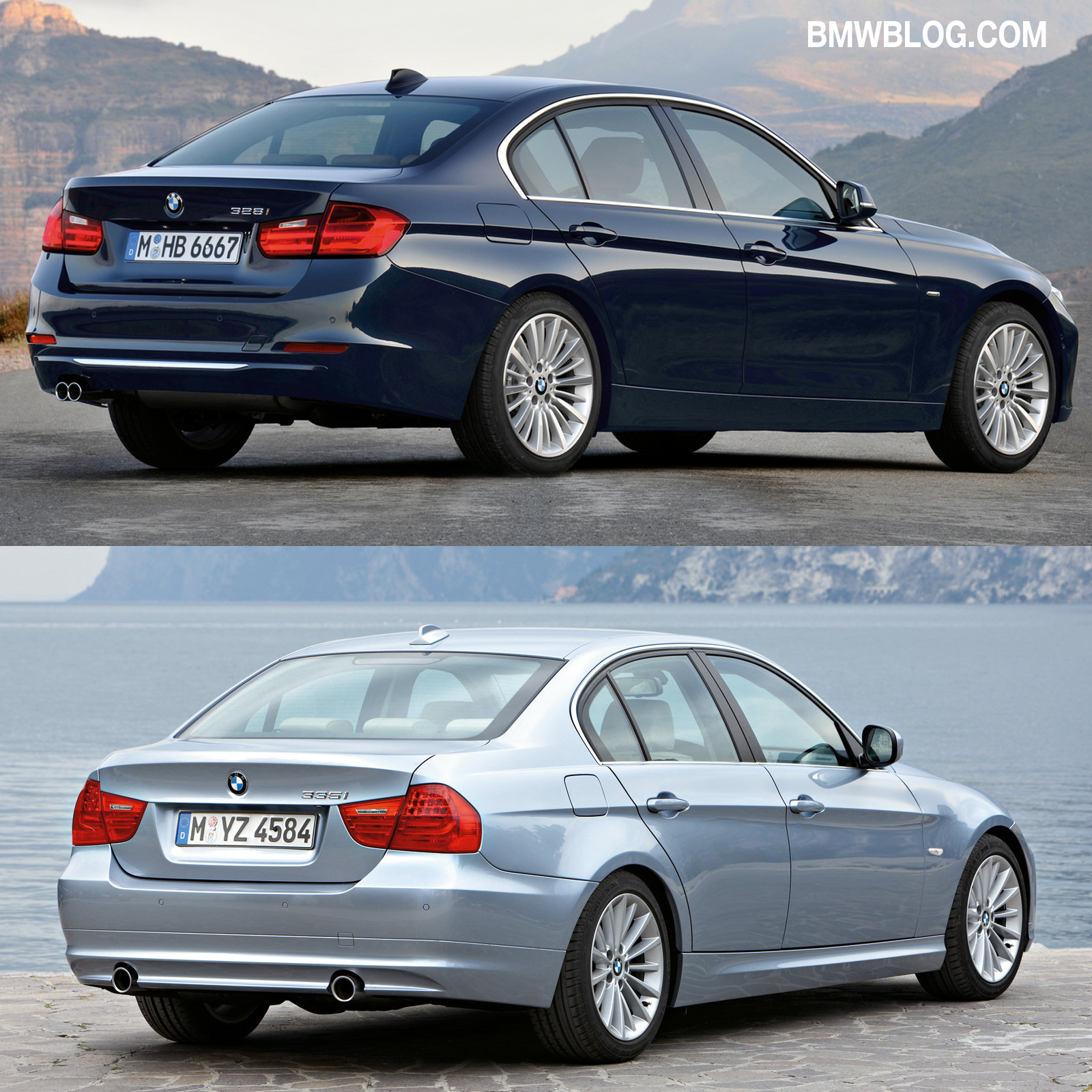 Bmw 328i: The Incredible Lightness Of New 3 Series