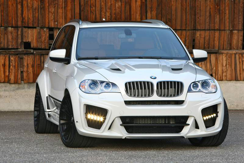 G Power 2011 BMW X5 1