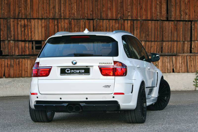 G Power 2011 BMW X5 2 750x500