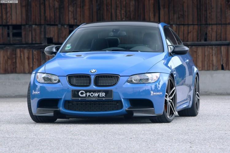 G Power BMW M3 E92 Tuning V8 Kompressor 01 750x500