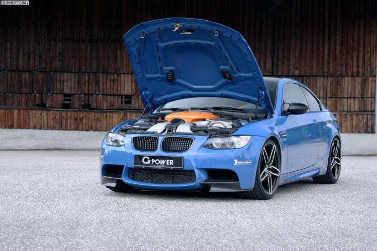 G-Power BMW E92 M3 Tuning