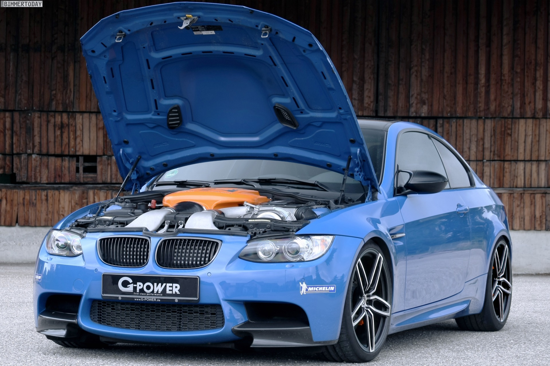 G Power Bmw E92 M3 Tuning Receives 630 Horsepower Upgrade