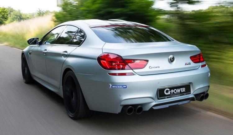 G Power BMW M6 Gran Coupe 0 750x434