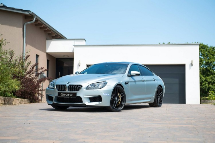 G Power BMW M6 Gran Coupe 1 750x500
