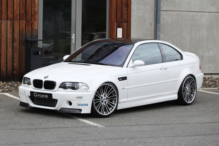 G power E46 BMW M3 2 750x500
