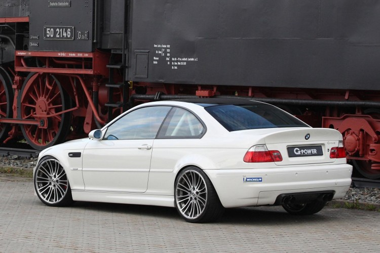 G-power E46 BMW M3 -8