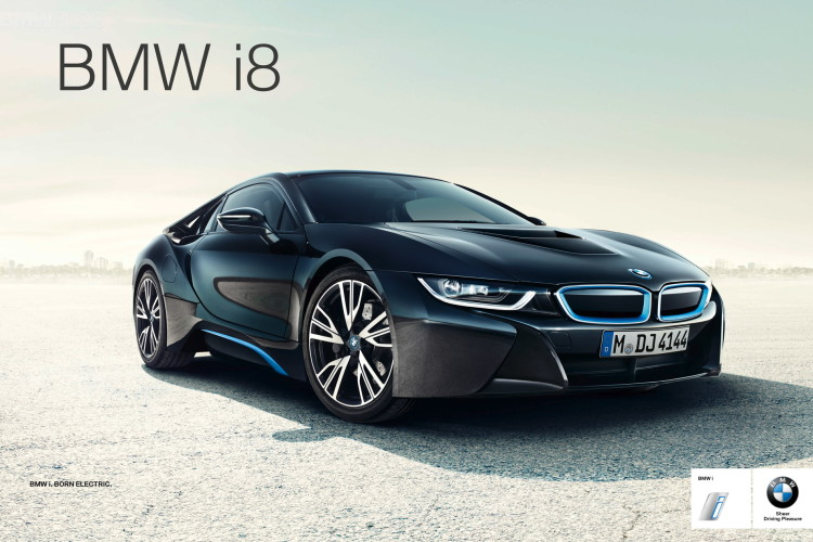 BMW i8 Pricing, Options and Allocations for U.S. Now Available