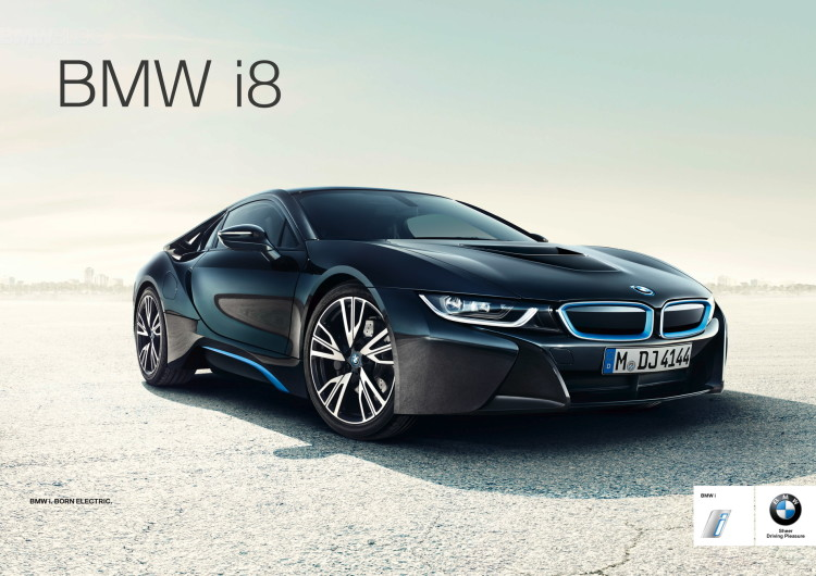 Global launch campaign for BMW i8-01