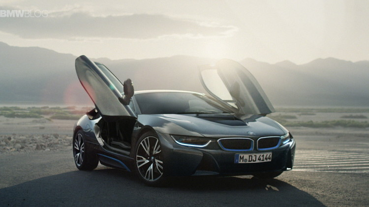Global launch campaign for BMW i8 05 750x421