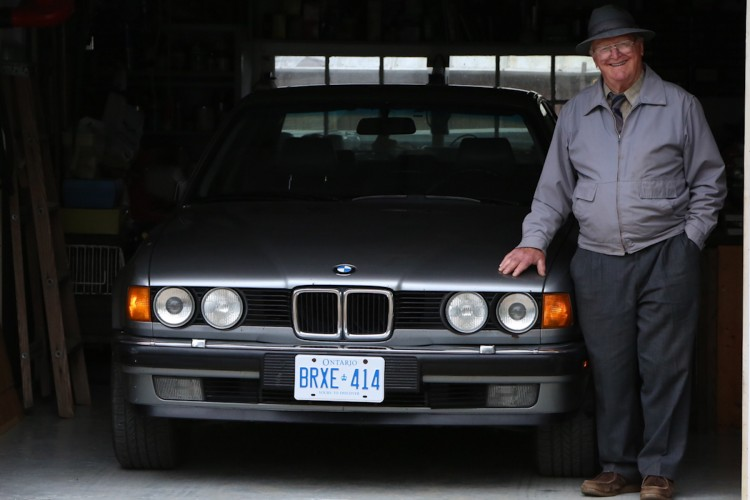Grandpa's BMW - Photo Credit Shawn Molnar - BMWBLOG-8