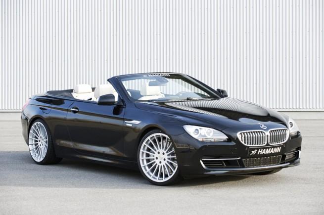 HAMANN 6er Cabrio Front 655x435