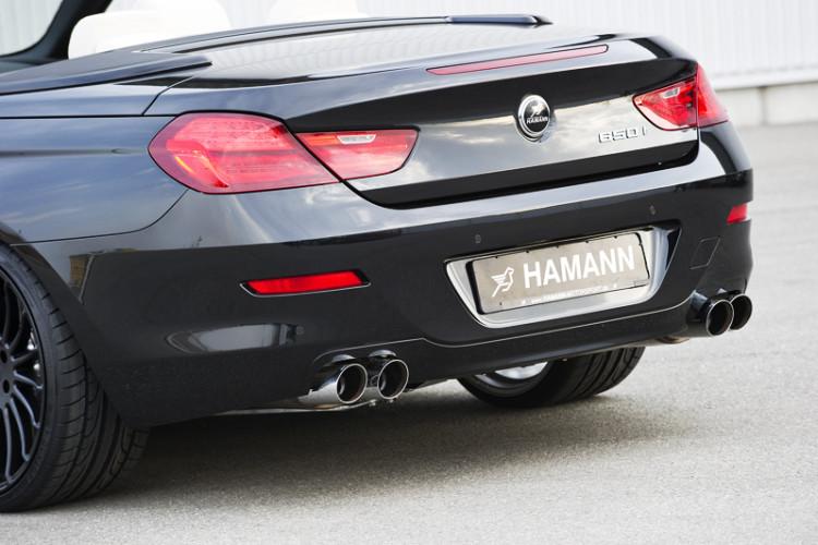 HAMANN 6er Cabrio detail 750x500