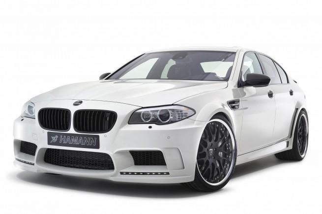 HAMANN BMW M5 Front 655x435