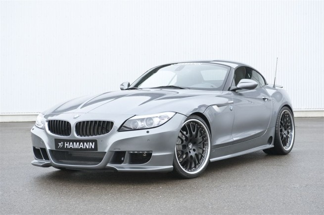 HAMANN BMW Z4 Front 655x435
