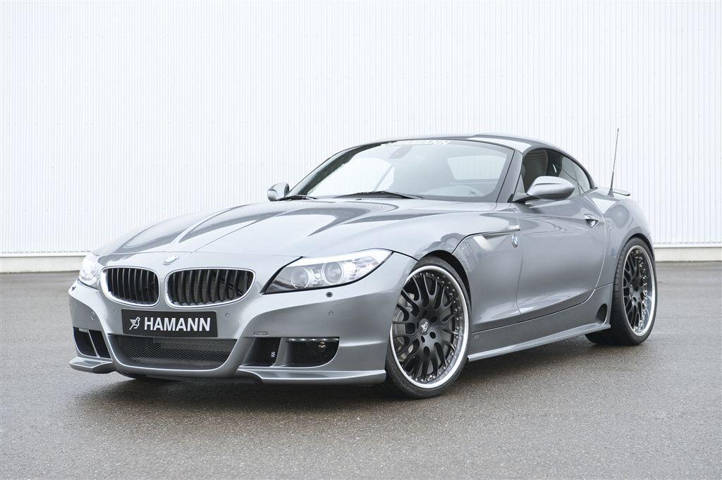 HAMANN BMW Z4 Front