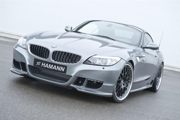 HAMANN BMW Z4 Front1 750x500