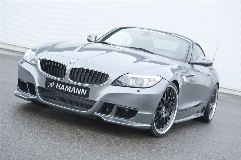 HAMANN BMW Z4 Front1