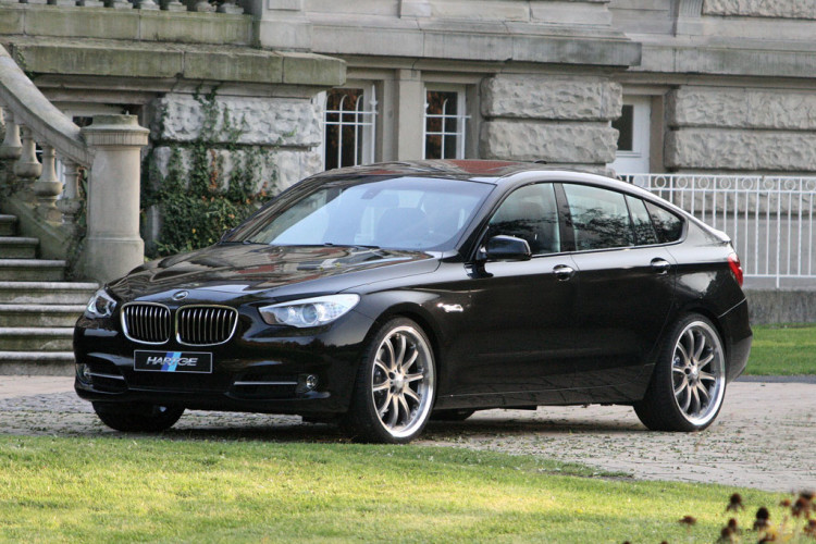 HARTGE BMW 5 Series GT 1 750x500