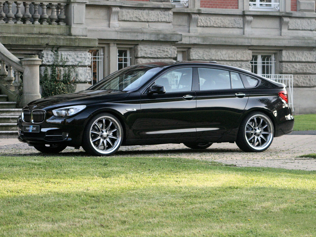 2010 Bmw 5 Series Gt Tuned By Hartge