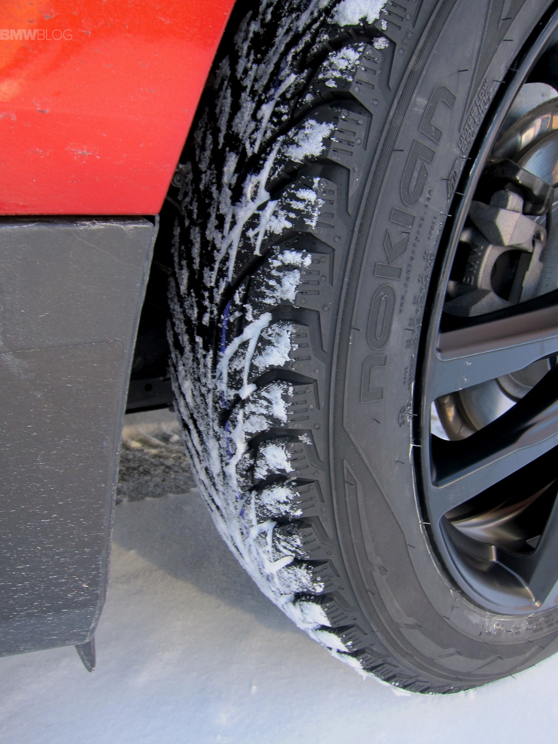 Tire Review Nokian Hakkapeliitta R2 For Bmw I3