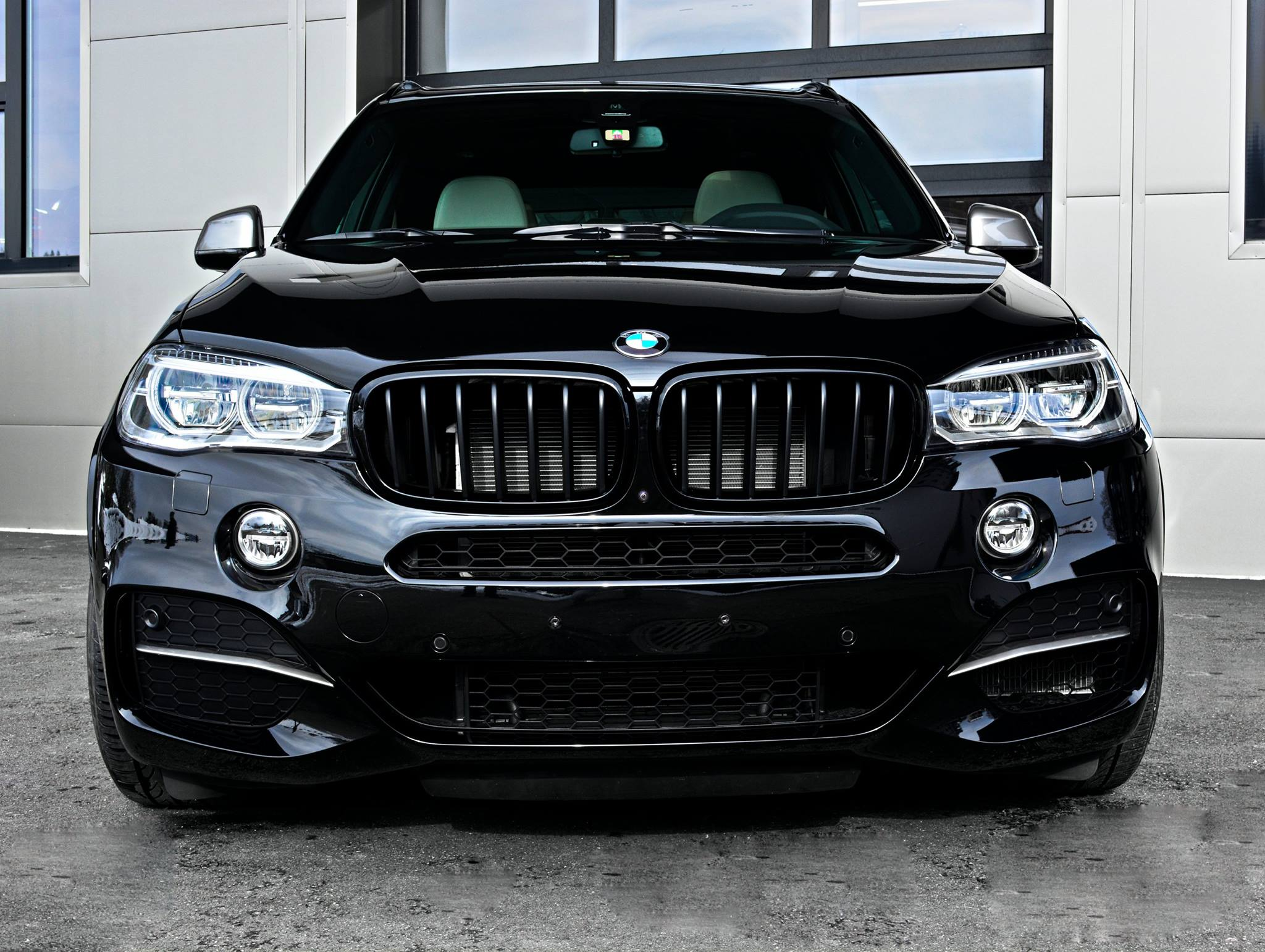 Hamann Bmw X5 M50d With 430 Hp